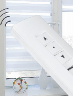 Рулонные шторы с автоматическим управлением